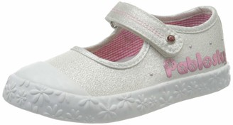 Pablosky Kids Baby Girls Slippers