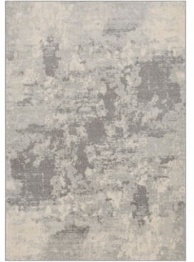 "Abbie & Allie Rugs Chester Che-2320 Silver 6'7"" x 9' Area Rug"