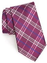 Nordstrom Men's 'Urban Plaid' Silk Tie