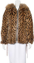 Bogner Vivian Reversible Fur Jacket