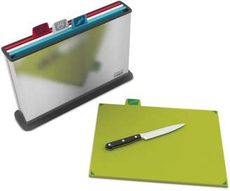 Joseph Joseph Index Steel Cutting Board Set