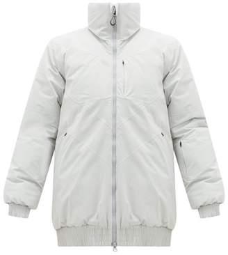 LNDR Velocity Technical Padded-shell Ski Jacket - Womens - Grey