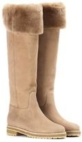 Loro Piana Morgex Shearling Boots