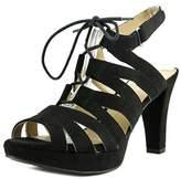 Naturalizer Kappa Women Open Toe Synthetic Platform Sandal.