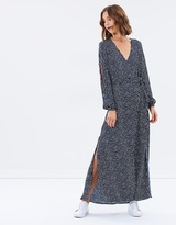 The Fifth Label Party Next Door Long Sleeve Dress