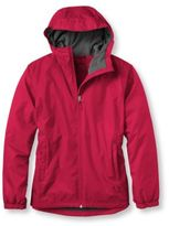 L.L. Bean Discovery Rain Jacket, Fleece-Lined
