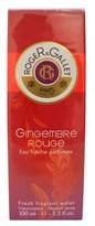 Roger & Gallet Ew Gingembre Rouge Eau Fraiche Parfumee 100ml.