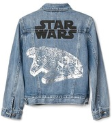 Gap GapKids | Star Wars denim jacket
