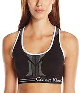 Calvin Klein Women's Reversible Medium Impact Bra