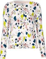 Yumi Nouveau Floral Printed cardigan