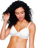 Hanes Women's Ultimate T-Shirt Bra Soft Foam Wirefree