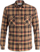 Quiksilver Men's Best Tang Plaid Shirt