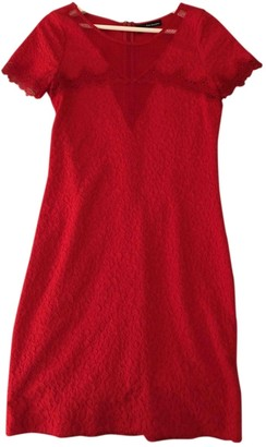 The Kooples Red Lace Dress for Women
