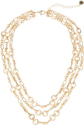 Max Studio Layered 3-Chain Necklace
