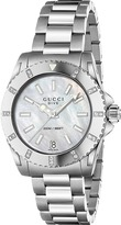 Gucci Dive 32mm 22 Diamonds Watches