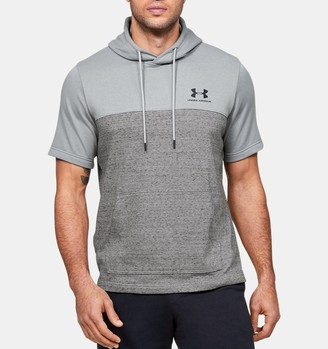 Under Armour Men's UA Sportstyle Short Sleeve Hoodie