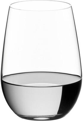 Riedel 'O' Stemless Riesling & Sauvignon Blanc Glasses