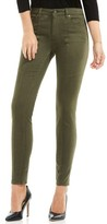 Women's Two By Vince Camuto D-Luxe Stretch Twill Moto Jeans