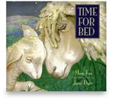 Bed Bath & Beyond Time for Bed Board Book