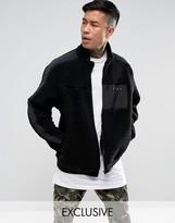 Puma Borg Jacket In Black Exclusive To Asos