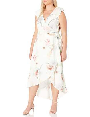 City Chic Women's Apparel Women's Plus Size Maxi Day Dream S