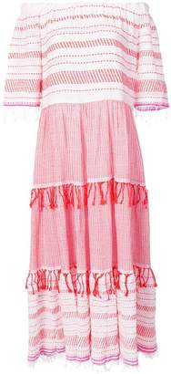 Lemlem Tiki midi tier dress
