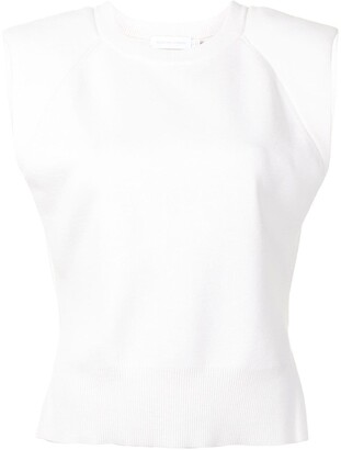 Jonathan Simkhai Collins knit top