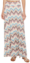 Rachel Pally Printed Jersey Maxi Skirt