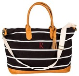 Cathy's Concepts Monogram Tote - Black
