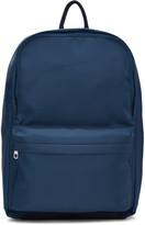 A.P.C. Blue Arthur Backpack