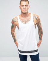 Scotch & Soda Scotch And Soda Long Fit Vest
