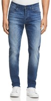 BOSS ORANGE Button-Fly Slim Fit Jeans