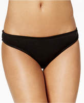 Bar III Ribbed Cheeky Hipster Bikini Bottoms, Created for Macy's Women's Swimsuit
