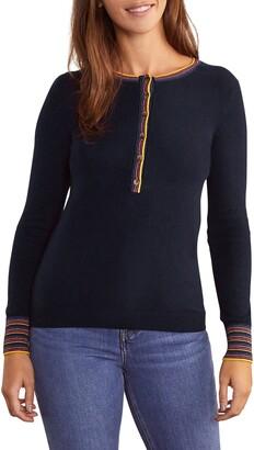 Boden Marlborough Henley Sweater