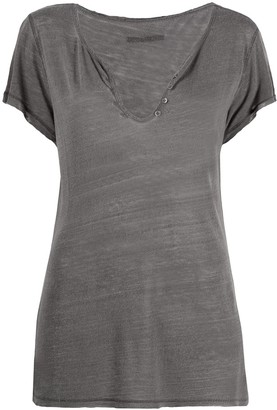 Zadig & Voltaire V-neck T-shirt