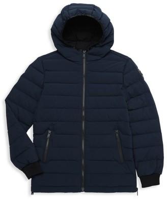 Moose Knuckles Little Kid's & Kid's Caswell Down Puffer Jacket