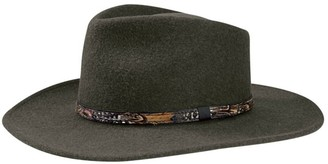 L.L. Bean Men's Stetson Expedition Crushable Wool Hat