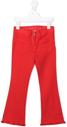 Stella Mccartney Kids Flared Jeans