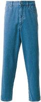 Natural Selection - Boxer Pinstripe jeans - men - cotton - 28