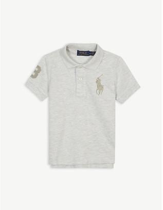 Ralph Lauren Equestrian motif polo shirt 2-7 years