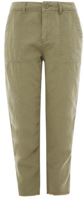 Petite authentic lucas jeans