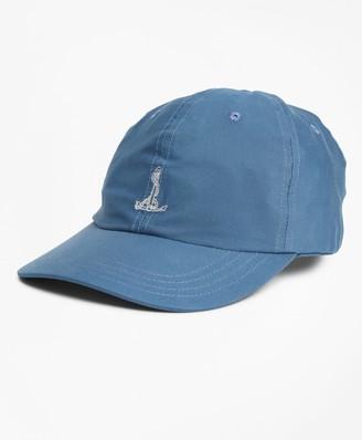 Brooks Brothers Nautical Baseball Hat