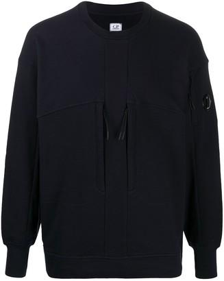 C.P. Company Zip Pocket Sweatshirt