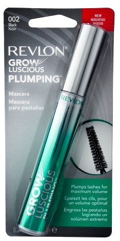 Revlon Grow Luscious Plumping Mascara- Black