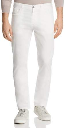 Canali Stretch Five Pocket Regular Fit Pants