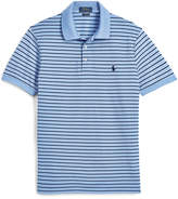 Ralph Lauren Slim Fit Stretch Mesh Polo