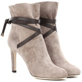 Jimmy Choo Dalal 85 suede ankle boots
