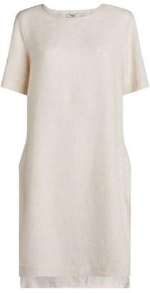 Peserico Linen Tunic Top