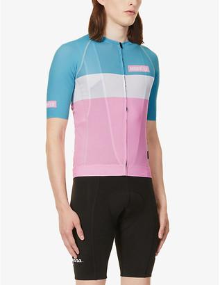 Morvelo Mint NTH shell cycling T-shirt