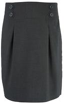 John Lewis Girls' School Pencil Skirt, Grey